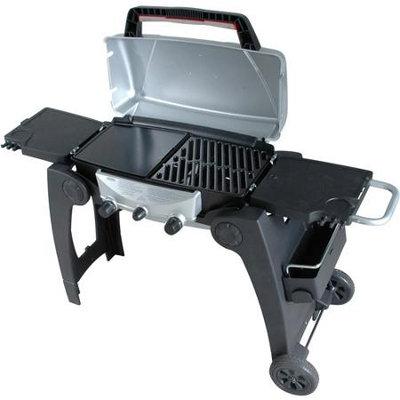 Char-broil Grill2Go Advantage16,000 BTU 2-Burner Gas Grill, Black and Silver