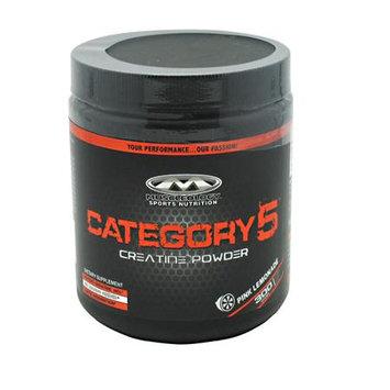 Muscleology Category 5 Pink Lemonade - 300 grams