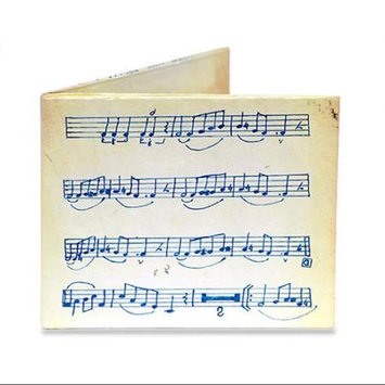 Music Sheet Wallet by Dynomighty