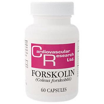 Ecological Formulas - Forskolin Coleus Forskohlii - 60 Capsules Formerly Cardiovascular Research