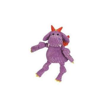 Huggle Hound 132155 Hugh Puff Dragn Knoti Small Prpl