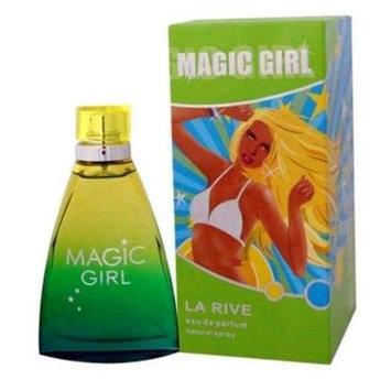 Magic Girl by La Rive, 3 oz Eau De Parfum Spray for Women