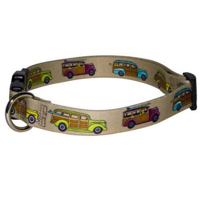 Yellow Dog Design WOO100XS Woodies Standard Collar - Extra Small