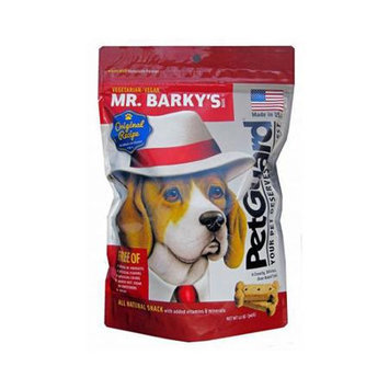 PetGuard Mr. Barky's Vegetarian Dog Biscuits 12-oz bag