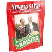 Newman's Own Organics Raisins, 6 oz, (Pack of 12)