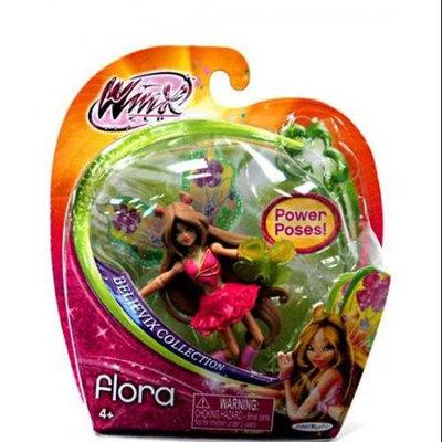 Rgc Redmond Winx Club - 3.75 Action Doll- Believix Collection - Flora