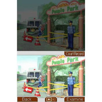 Ace Attorney: Apollo Justice Nintendo DS Game CAPCOM
