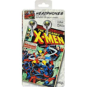 iHip Marvel Comics Retro Earphones - Wolverine