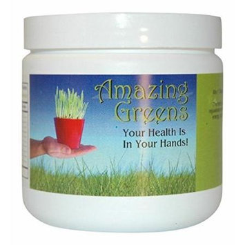 Vitamyr Natural Products Amazing Greens (Super High Energy & Nutrients) 7.5 Oz Powder