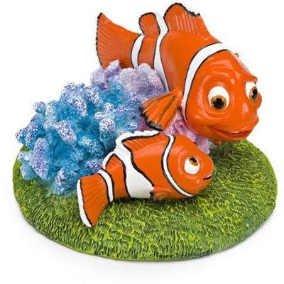 Penn Plax Finding Nemo & Marlin Ornament: 4