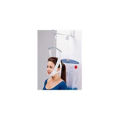 FLA Orthopedics 46-501003 Standard Overdoor Cervical Traction Kit Un White