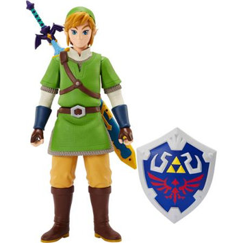 Jakks Pacific World of Nintendo Legend of Zelda 20 Action Figure: Link