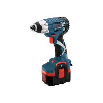 Factory Reconditioned Bosch 23612-RT 12V Cordless BLUECORE Impactor 1/4-in Fastening Driver