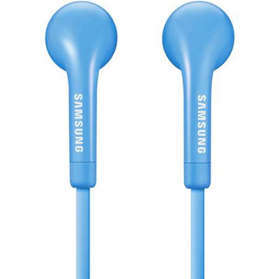 Samsung - HS330 Wired Headset for Galaxy S4 - Blue