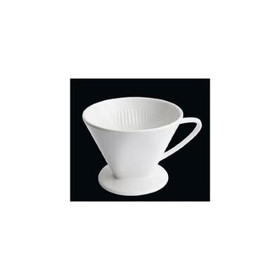 Frieling Coffee Filter Holder in White