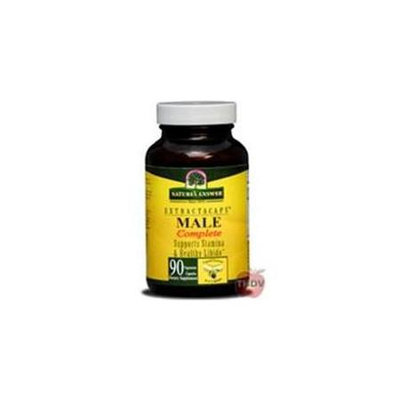Nature's Answer Male Complete 90 Vegetarian/Vegan Capsules