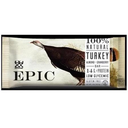 Epic Bar - Turkey Bar Almond + Cranberry - 1.5 oz.