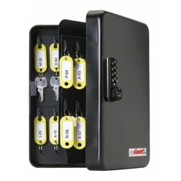 KeyGuard SL-8548-E KeyGuard Electronic Combination Key Cabinet- 48 hooks