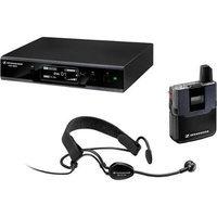 Sennheiser ew D1 Digital Wireless Presenter Set with ME3 Head Mic