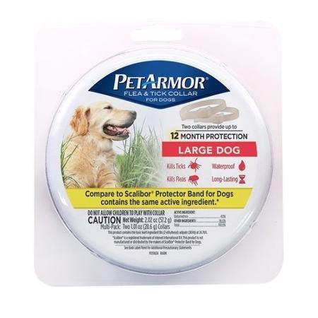PetArmor Flea & Tick Collar for Dogs - Large (2ct)