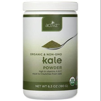 Activz - Organic Kale Powder - 6.3 oz.