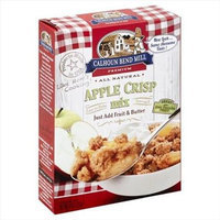Calhoun Bend 8 oz. Apple Crisp Mix - Case Of 6