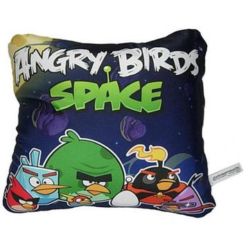 Commonwealth Toy Angry Birds Space Pillow Group Of Characters