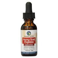 Amazing Herbs - Horny Goat Express Liquid Extract - 1 oz.