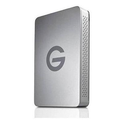 Seagate G-Technology G-DRIVE ev 220 GDEV220NA20001ADB 2TB 2.5 External Hard Drive - USB 3.0 - SATA - 5400 rpm - Silver - 1 Pack