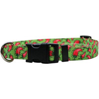 Yellow Dog Design HP101S Hot Peppers Standard Collar - Small