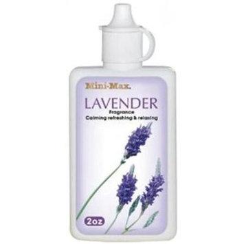 Mini-Max World Headquarters LLC 2OZ-LAV Mini Max True Essential Oil Fragrances - Lavender