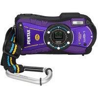 Pentax Optio WG-1 Waterproof Digital Camera - Purple