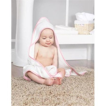 Scene Weaver 82087 Pink Baby Hooded Towel Set