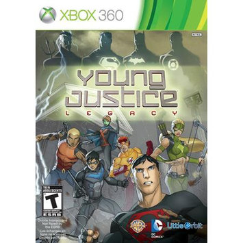 Majesco Young Justice: Legacy - Xbox 360