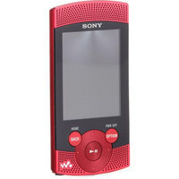 Sony Audio/Video NWZS544RED 8GB Walkman Video MP3 RED