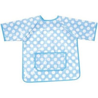 AM PM Kids 63018 Blue Dots Art Smock