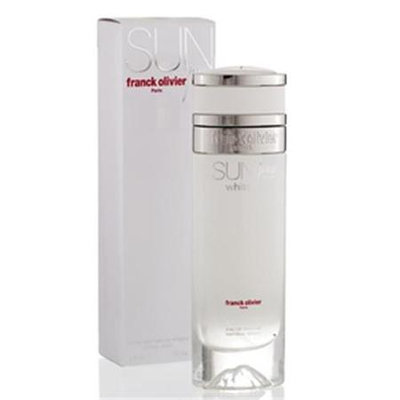 Sun Java White by Franck Olivier, 2.5 oz Eau De Parfum Spray for women