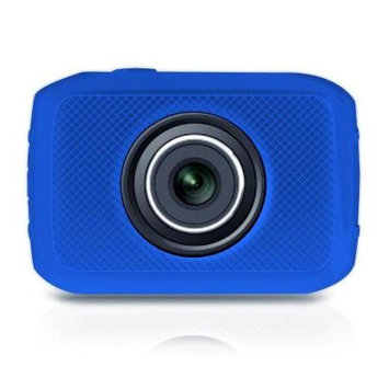Pyle Audio Pyle PSCHD30 High-Definition Sport Action Camera, 5MP, 4x Digital Zoom, 2 TouchScreen Display