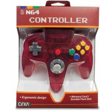 CirKa Nintendo N64 Controller - Watermelon