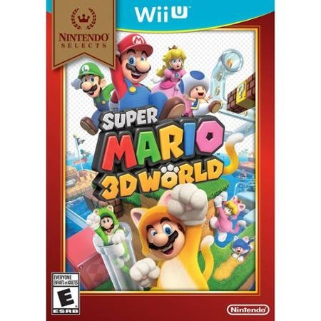 Super Mario 3D World Nintendo Wii U [WIIU]