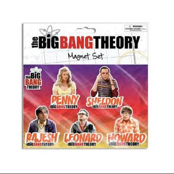Commonwealth Toy The Big Bang Theory Magnet Set