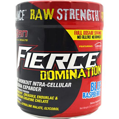 San Fierce Domination Blue Raspberry 25.3 oz