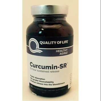 Quality Of Life Labs - Curcumin-SR Healthy Aging - 60 Vegetarian Capsules