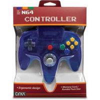 Hyperkin Cirka N64 Controller Grape - Retail