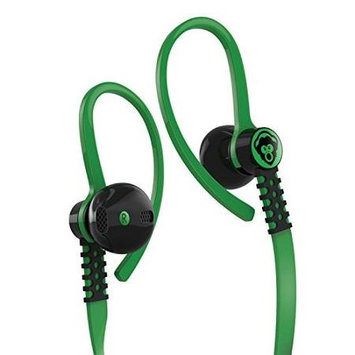 Dvd Flex Stereo Earphones Apple (Green)