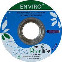 Wynit 3d Printlife - Enviro 1.75mm Abs Filament 1.65 Lbs. - Purple