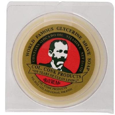 Colonel Ichabod Conk World's Famous Shaving Soap - Bay Rum