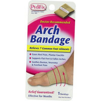 Pedifix Arch Bandage/Pair Medium