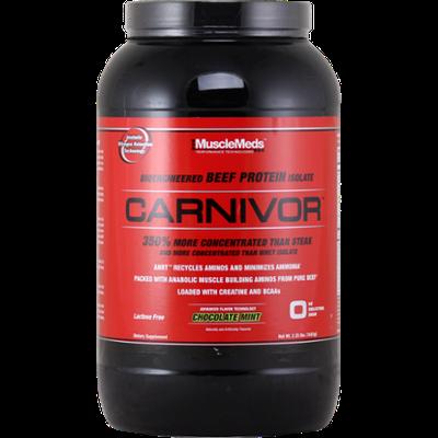 MuscleMeds Carnivor Chocolate Mint 2.25 lbs