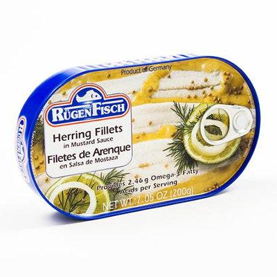 Rugenfisch BG17784 Rugenfisch Herring Tomato Sauce - 16x7.05OZ